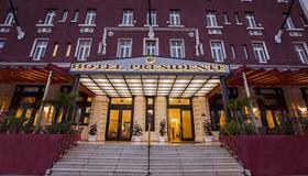 Roc Presidente Hotel - Havana - Building
