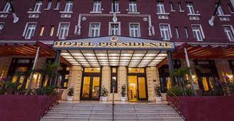 Roc Presidente - Гавана - Здание
