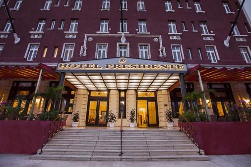 洛克總統飯店 - 哈瓦那 - 建築