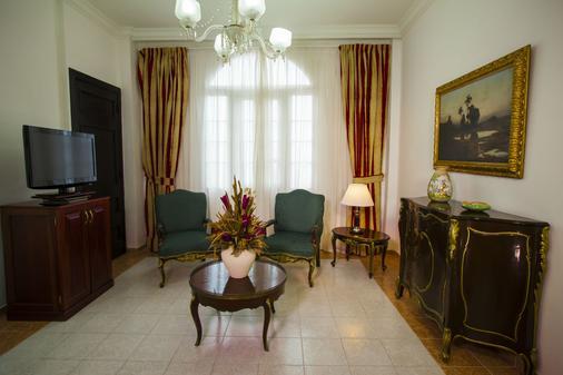 洛克總統飯店 - 哈瓦那 - 客廳