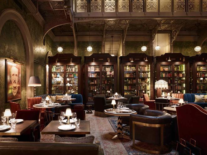 The Beekman, A Thompson Hotel - New York - Lounge
