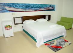 Hotel Plataneras - Turbo - Camera da letto