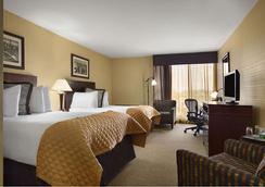 溫德姆花園紐瓦克機場酒店 - 紐華克 - 紐瓦克 - 臥室