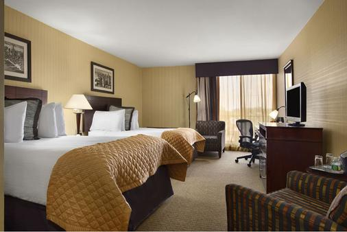 Wyndham Garden Hotel Newark Airport - Newark - Phòng ngủ