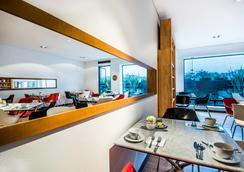 Viaggio Nueve Trez Suites - Bogotá - Restaurant