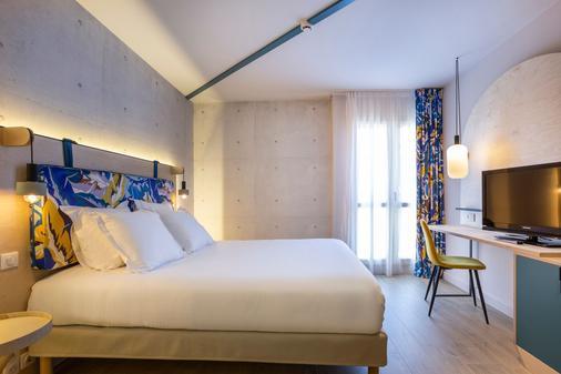 阿戈拉海伯市中心酒店 - 艾克斯萊班 - 艾克斯萊班 - 臥室
