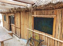 Casa Bakala - Bacalar - Außenansicht