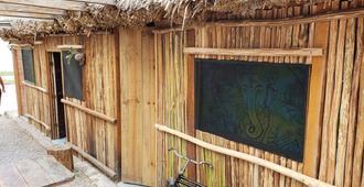 Casa Bakala - Bacalar - Vista del exterior