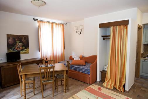 Camping Le Capanne - Bibbona - Dining room