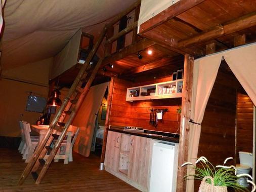 Camping Le Capanne - Bibbona - Kitchen