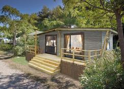 Camping Village Le Capanne - Bibbona - Edifício