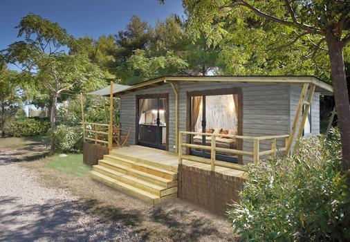 Camping Le Capanne - Bibbona - Building