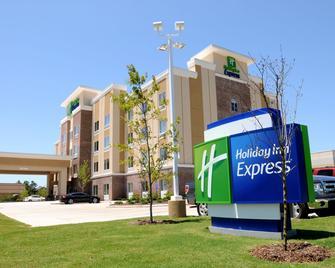 Holiday Inn Express Covington-Madisonville - Covington - Κτίριο