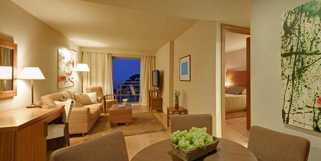 Hotel Bellevue Dubrovnik - Dubrovnik - Wohnzimmer