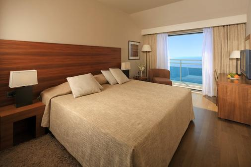 Hotel Bellevue Dubrovnik - Dubrovnik - Makuuhuone