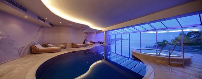 貝爾維尤酒店 - 杜布羅夫尼克 - 杜布洛夫尼克 - 游泳池