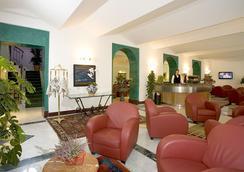 阿特內奧花園皇宮酒店 - 羅馬 - 羅馬 - 大廳