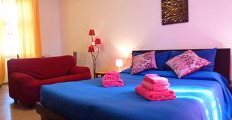 B&B Luce Viola - Dorgali - Bedroom