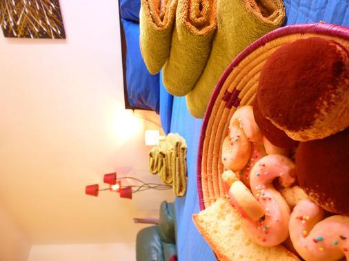 B&B Luce Viola - Dorgali - Food