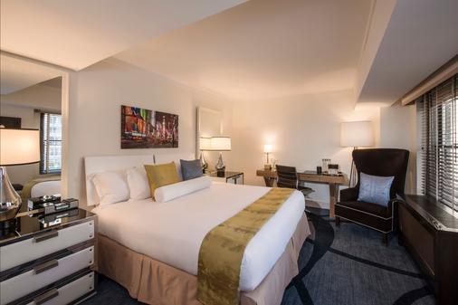 伊貝羅斯塔70 公園大道酒店 - 紐約 - 臥室