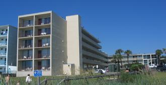 The Oceanfront Viking Motel - Myrtle Beach - Edificio