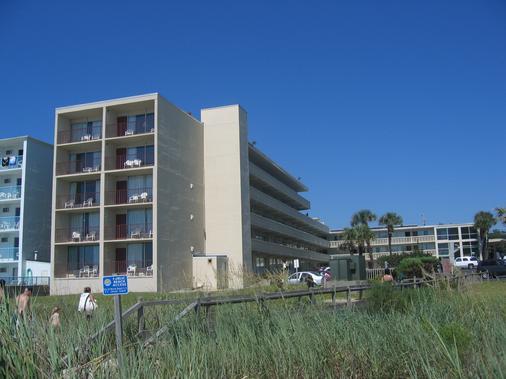 The Oceanfront Viking Motel - Myrtle Beach - Κτίριο
