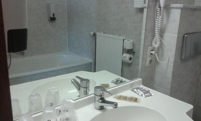 Hotel New Prince De Liege - Bruselas - Baño