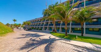 Ocean Palace Beach Resort & Bungalows - Natal - Edificio