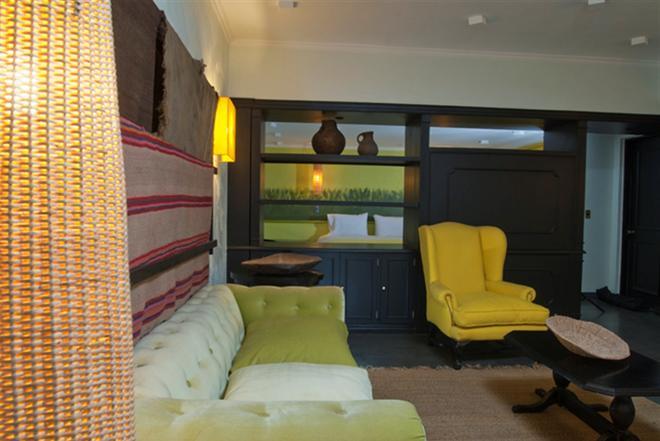 Blue Tree Hotels Fundador - Santiago de Chile - Sala de estar