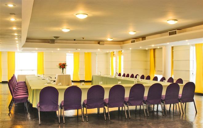 Blue Tree Hotels Fundador - Santiago de Chile - Sala de reuniones