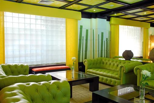 Hotel Fundador - Santiago - Lobby