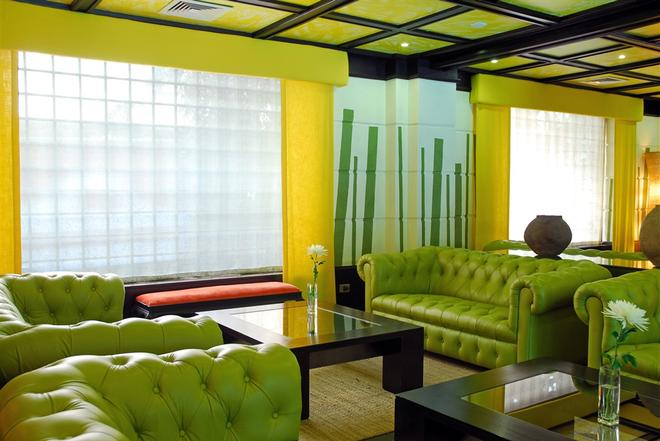 Blue Tree Hotels Fundador - Santiago de Chile - Recepción