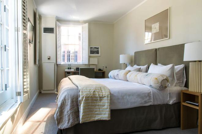 Beacon Hill Hotel & Bistro - Boston - Bedroom