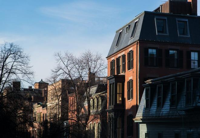 Beacon Hill Hotel & Bistro - Boston - Building