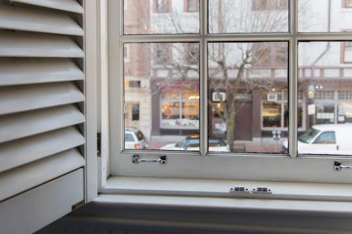 畢肯山酒店 - 波士頓 - 室外景