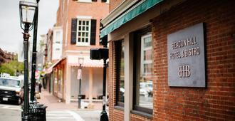 Beacon Hill Hotel & Bistro - Boston - Rakennus