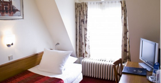 โฮเทล อาลเดอร์ส - อัมสเตอร์ดัม - ห้องนอน