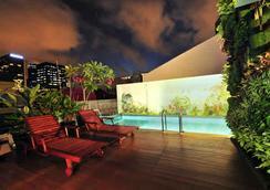Hotel Clover 5 Hongkong Street - Singapore - Pool