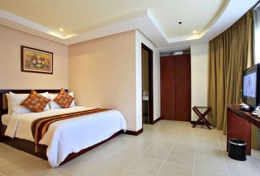 Hotel Centro - Puerto Princesa - Phòng ngủ