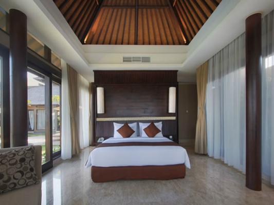 Ulu Segara Luxury Suites & Villas - South Kuta - Makuuhuone
