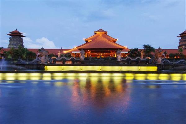 Ayodya Resort Bali - South Kuta - Rakennus