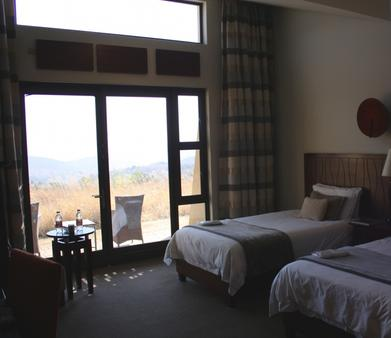 The Marion On Nicol - Sandton - Bedroom