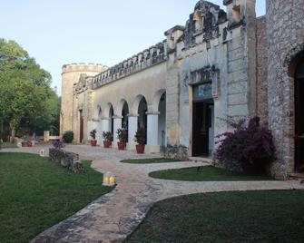 Hacienda Kaan Ac - Valladolid - Bina