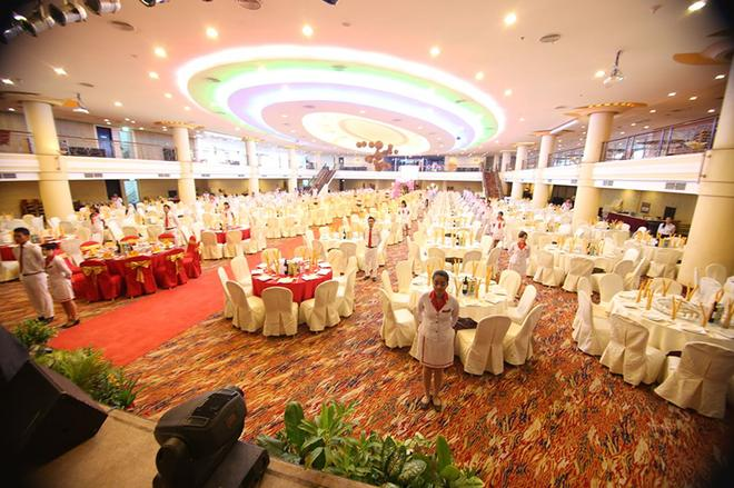 Pacific Palace Hotel - Batam - Αίθουσα συνεδρίου