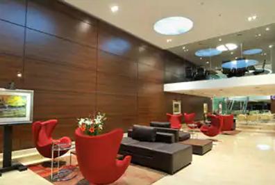 科爾多瓦豪生大酒店 - 科多瓦 - 科爾多瓦 - 大廳