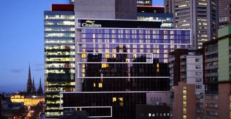 Citadines On Bourke Melbourne - Melbourne - Rakennus
