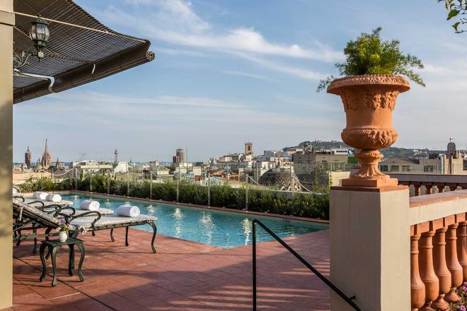 El Palace - Barcelona - Pool