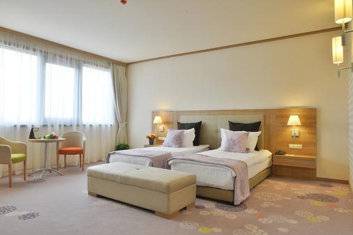 索菲亞套房酒店 - 索菲亞 - 索非亞 - 臥室