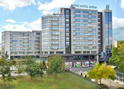 Suite Hotel Sofia - סופיה - בניין