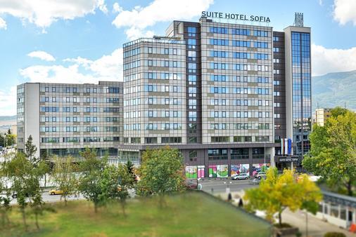 索菲亞套房酒店 - 索菲亞 - 索非亞 - 建築